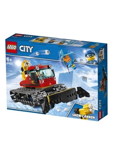 Lego Lego City Snow Groomer 60222 Renkli